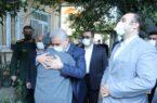 نماینده عالی دولت در استان با خانواده تنها استاندار شهید کشور و نخستین شهید مدافع حرم گیلان دیدار کرد.